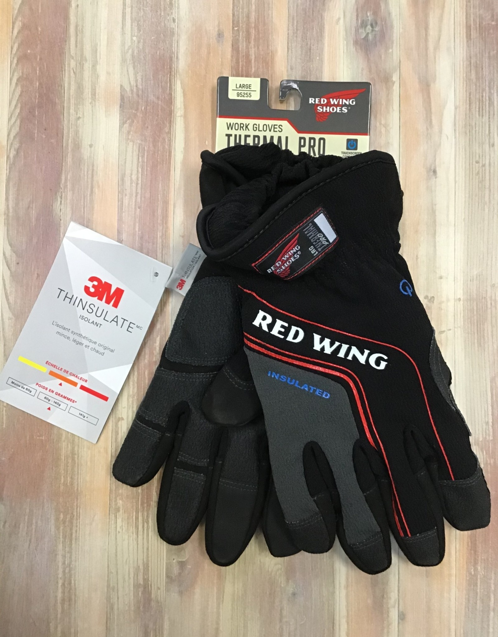 Red Wing Available In Store ONLY - Red Wing Work Gloves Thermal Pro
