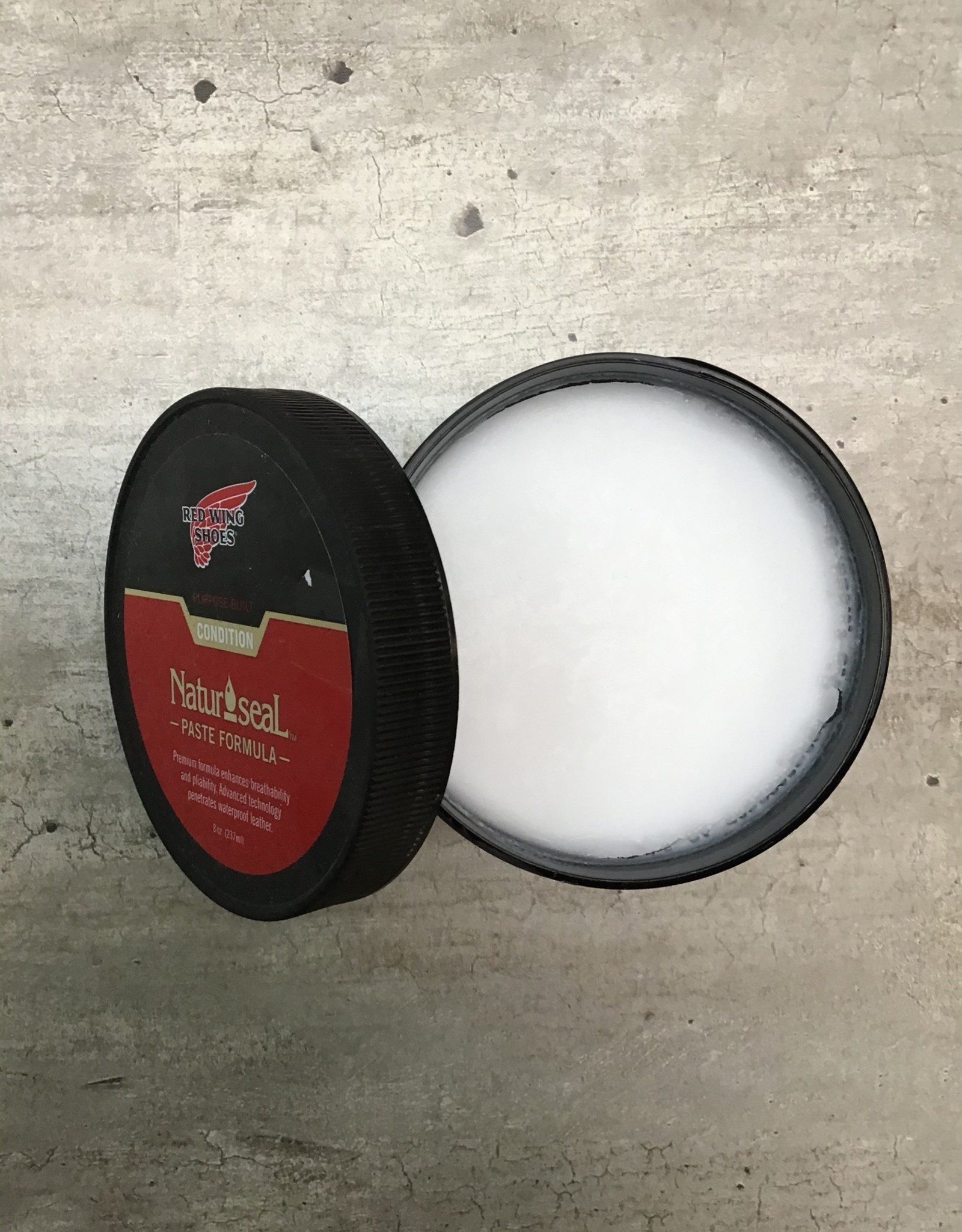Red Wing Available In Store ONLY - Red Wing Natur Seal Paste Formula Conditioner