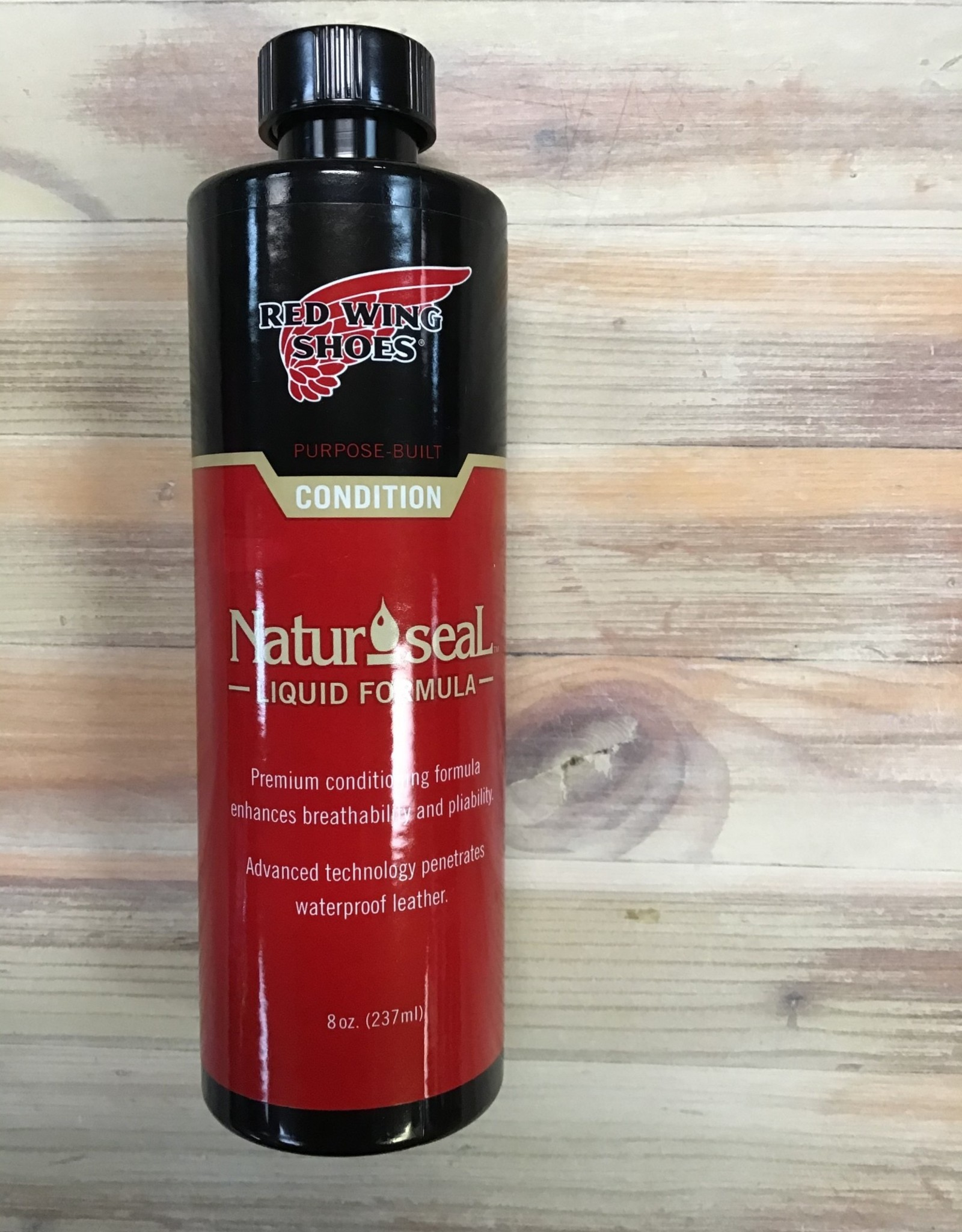 Red Wing Available In Store ONLY - Red Wing Natur Seal Liquid Formula Conditioner