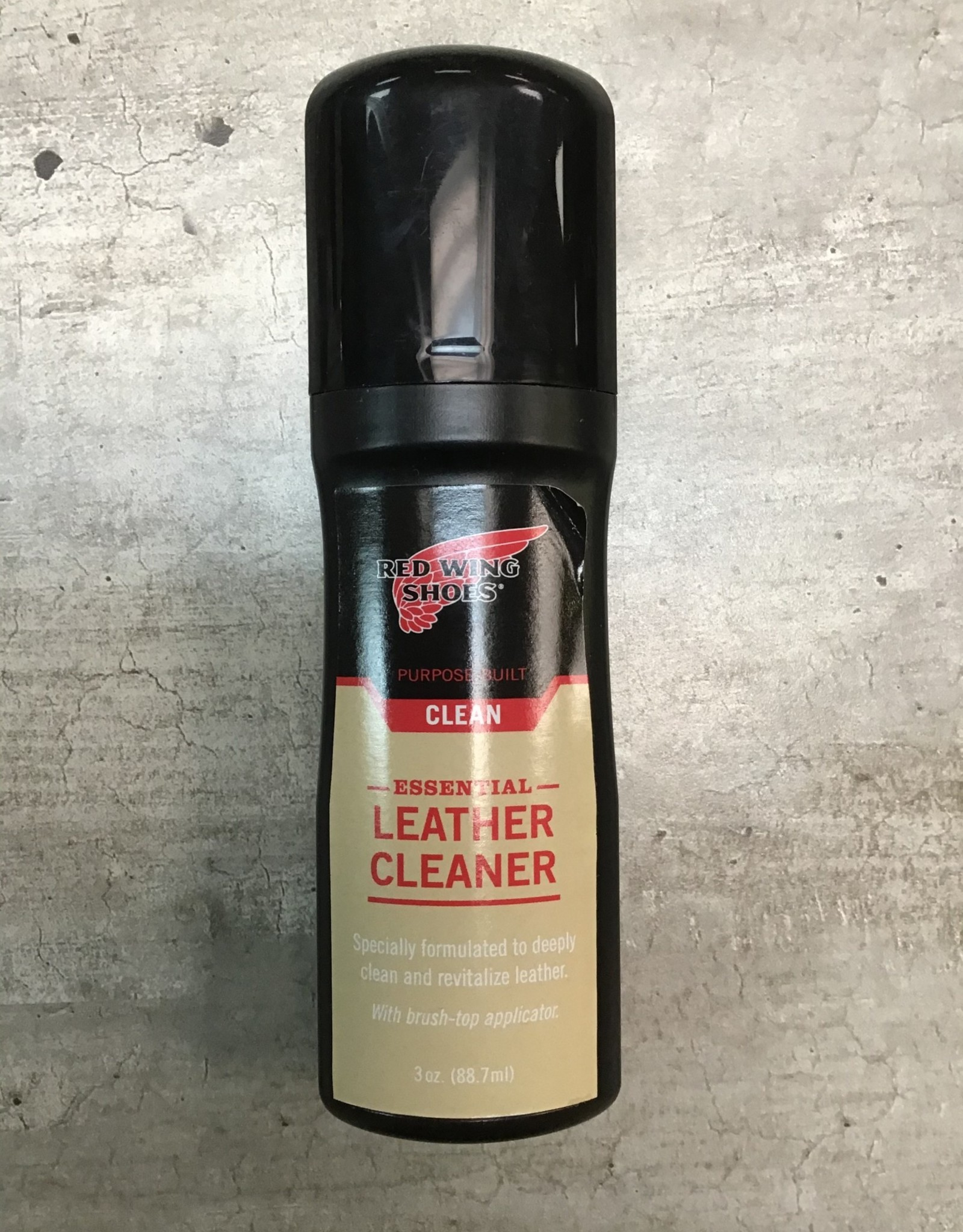 Red Wing Available In Store ONLY - Red Wing Essential Leather Cleaner