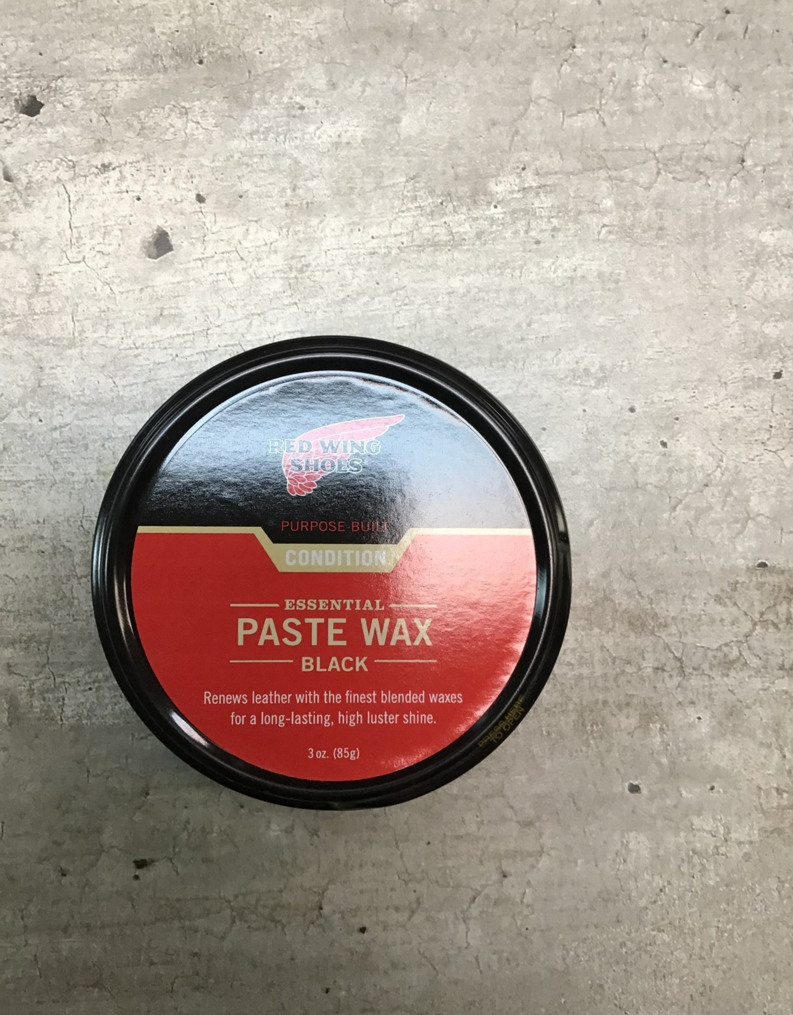 Red Wing Available In Store ONLY - Red Wing Essential Paste Wax