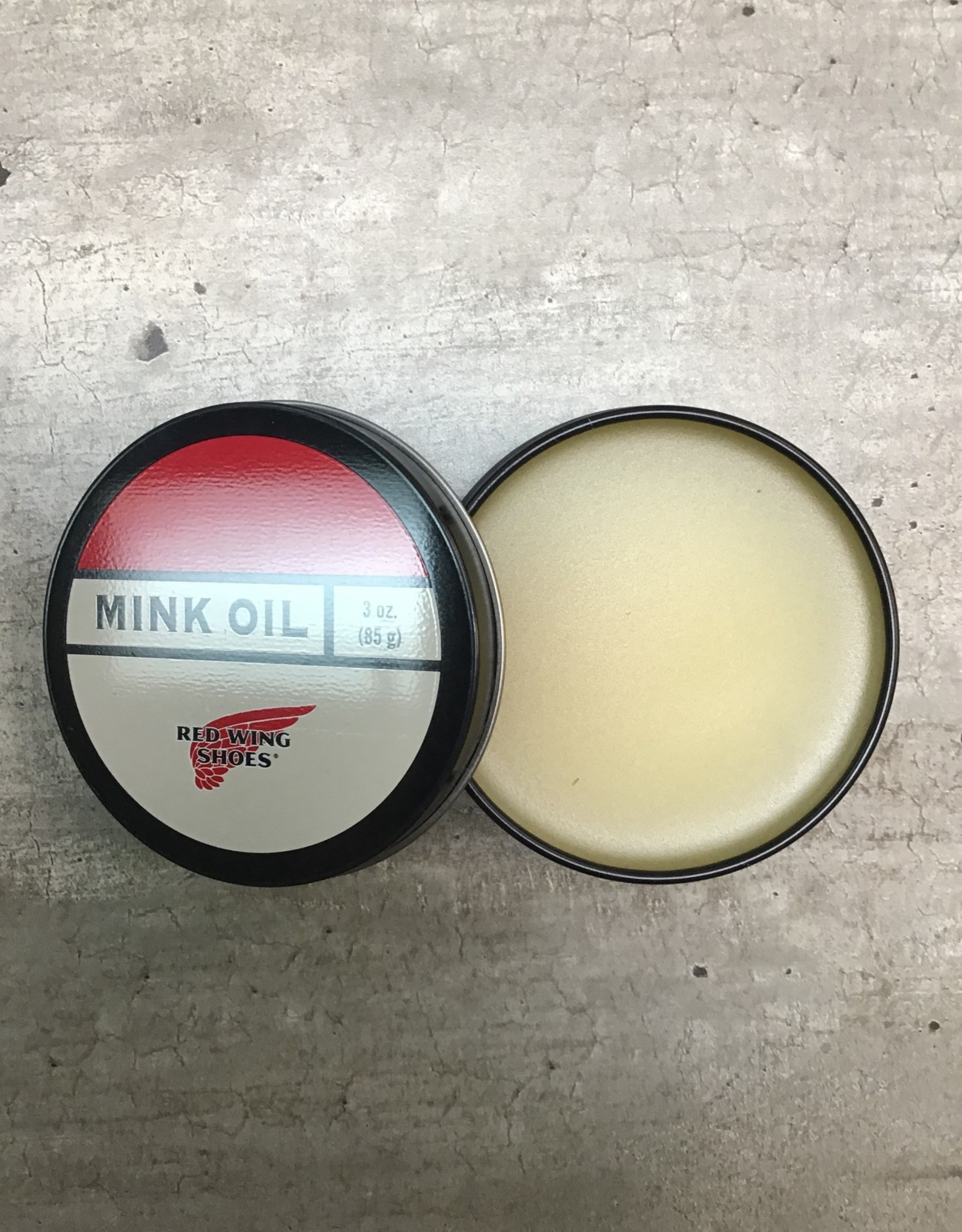 Red Wing Available In Store ONLY - Red Wing Mink Oil