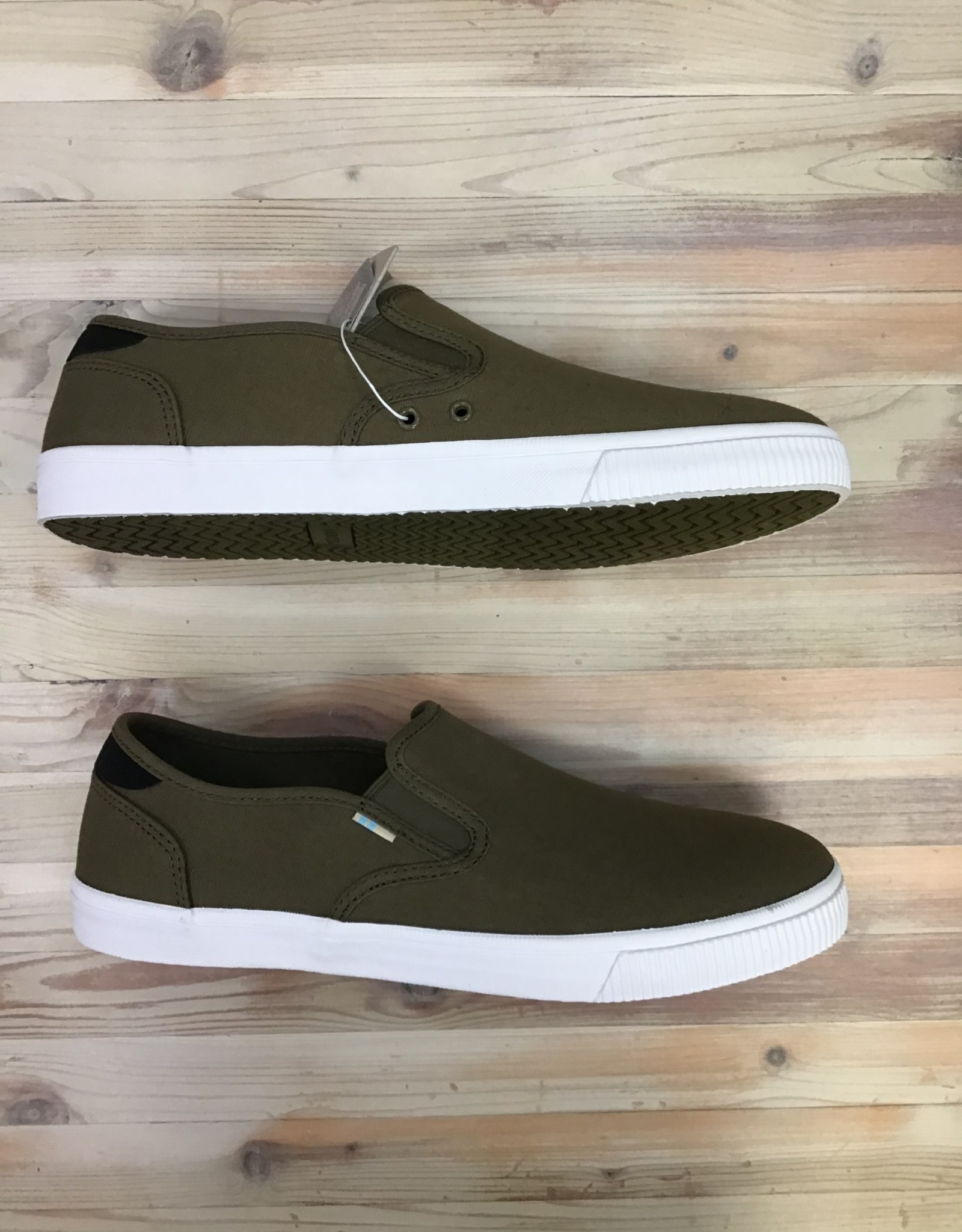 Toms Toms Baja Canvas Men's