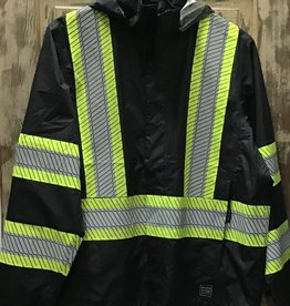 Work King Work King SJ051 Packable Rain Jacket Men's