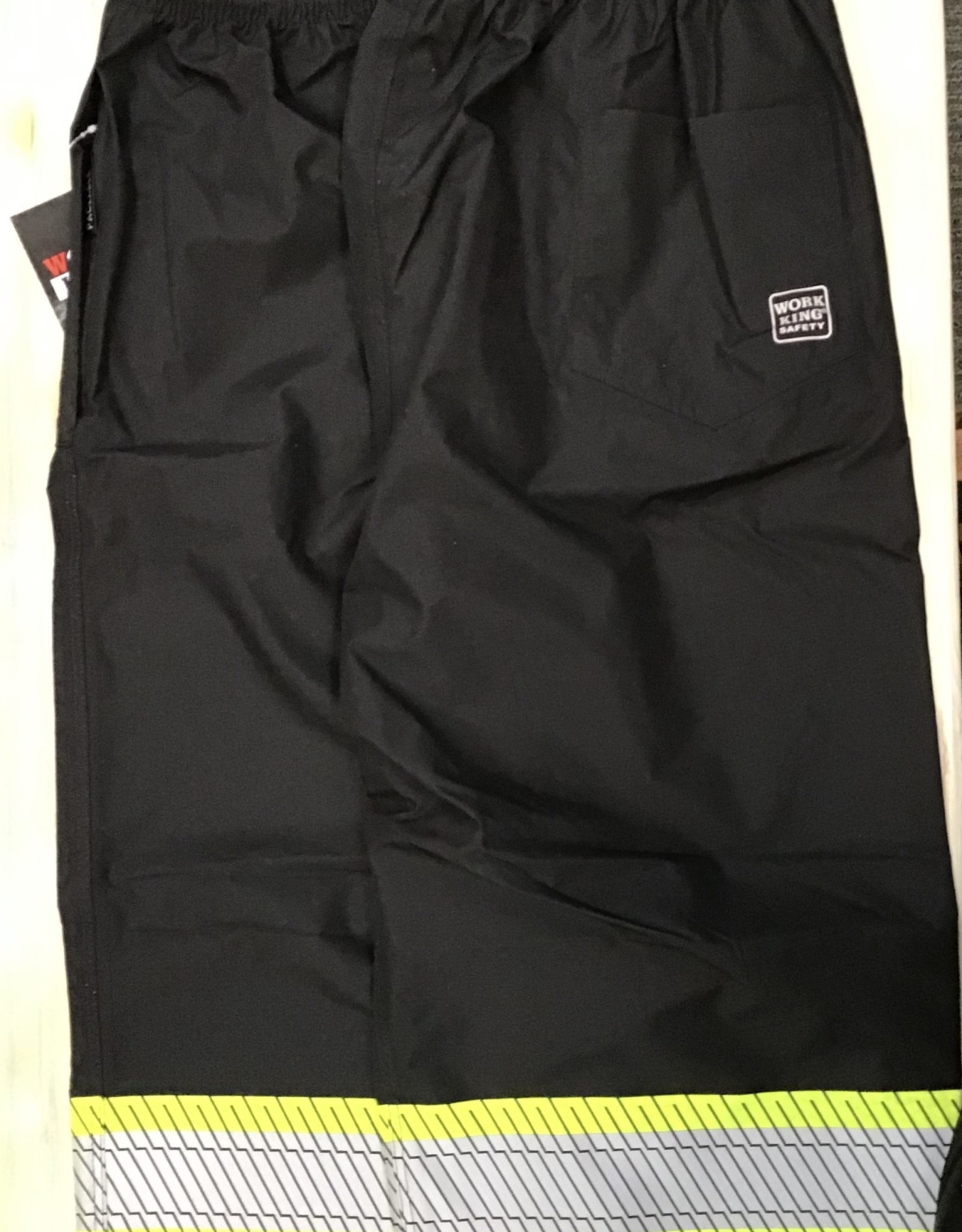 Work King Work King SP021 CSA Packable Rain Pant Men's