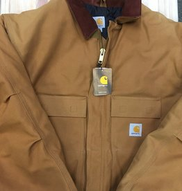 Carhartt Carhartt C003 Duck Traditional Arctic Quilt Lined Coat Men's