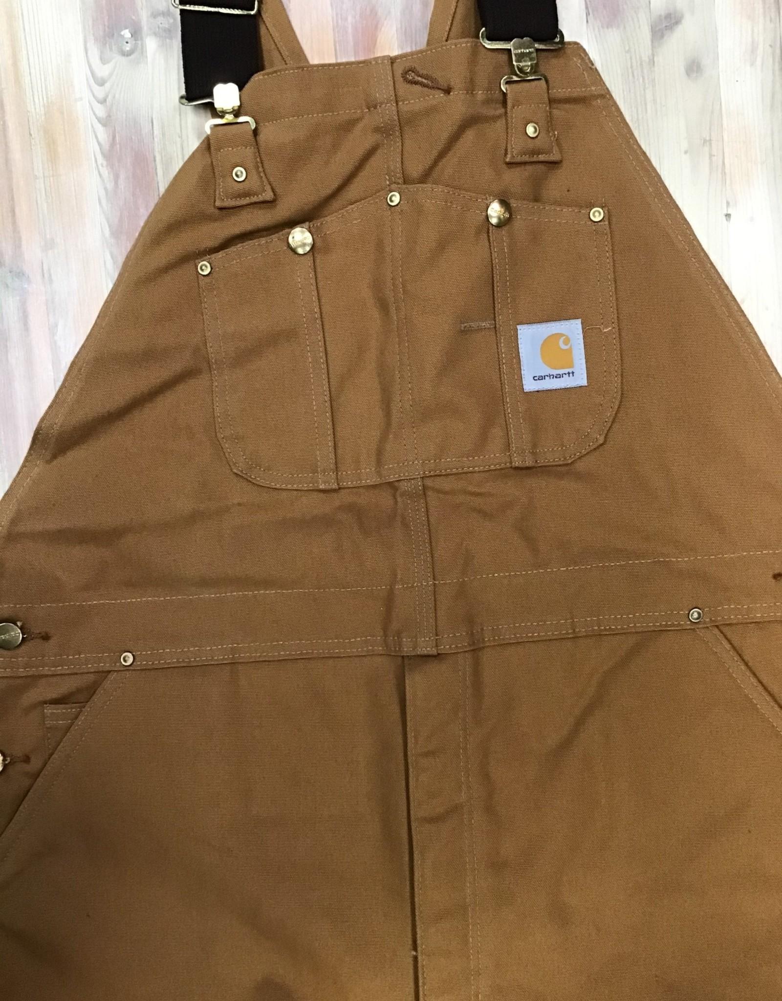 Carhartt Carhartt R02 Duck Zip-to-Thigh Quilt Lined Men's