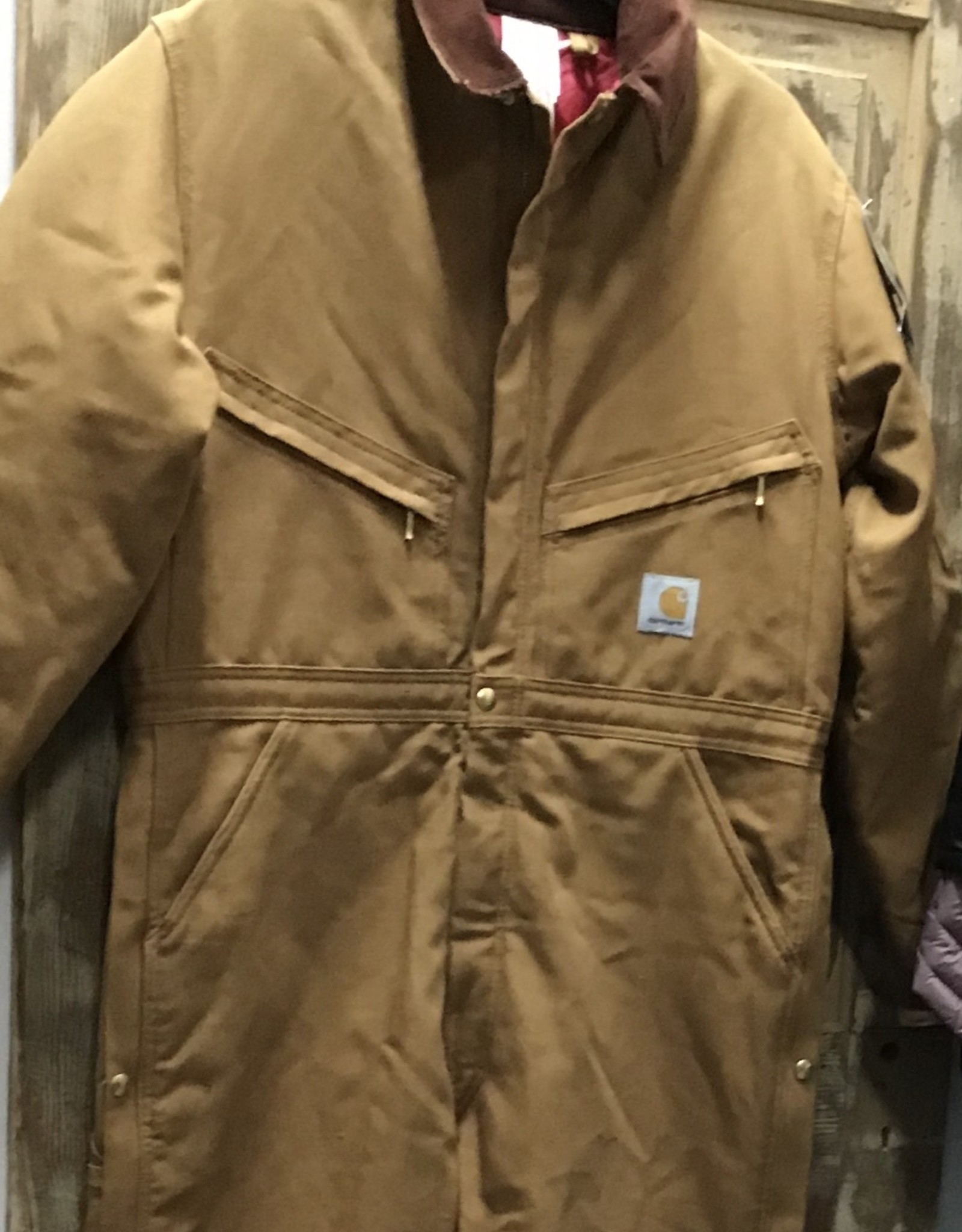 Carhartt Carhartt X01 Yukon Extremes Coverall Arctic Quilt Lined Men's