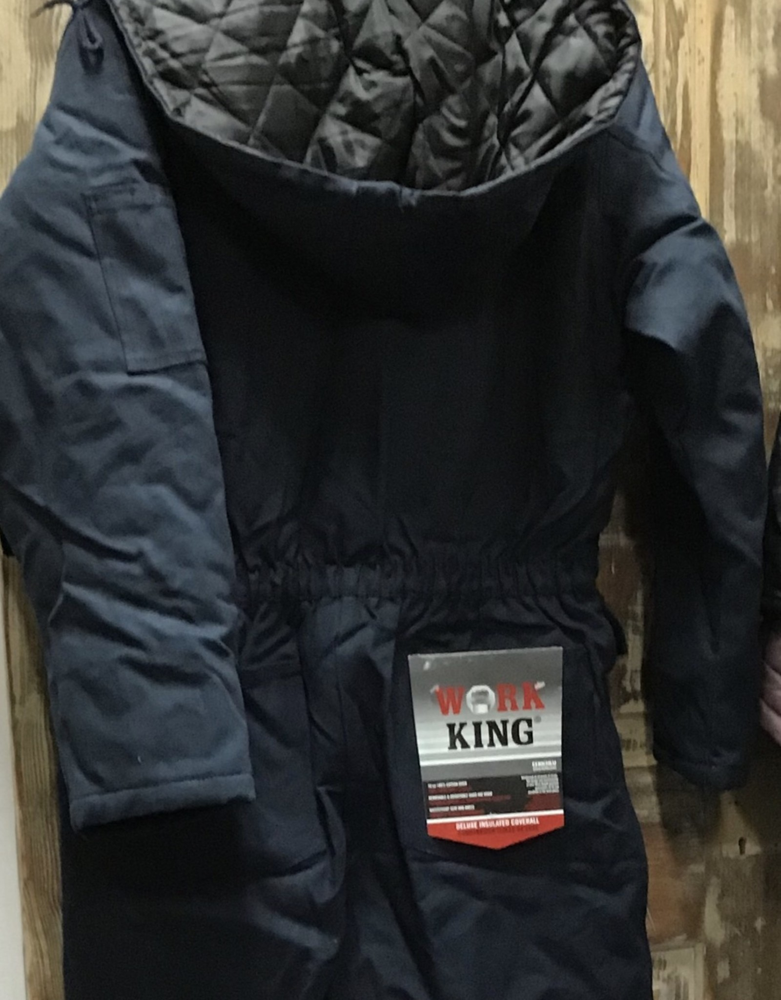 Work King Work King 7760 Insulated Coverall Men's