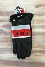 Ganka Ganka 67-1501-D-N/B Laska  Leather Gloves Men's