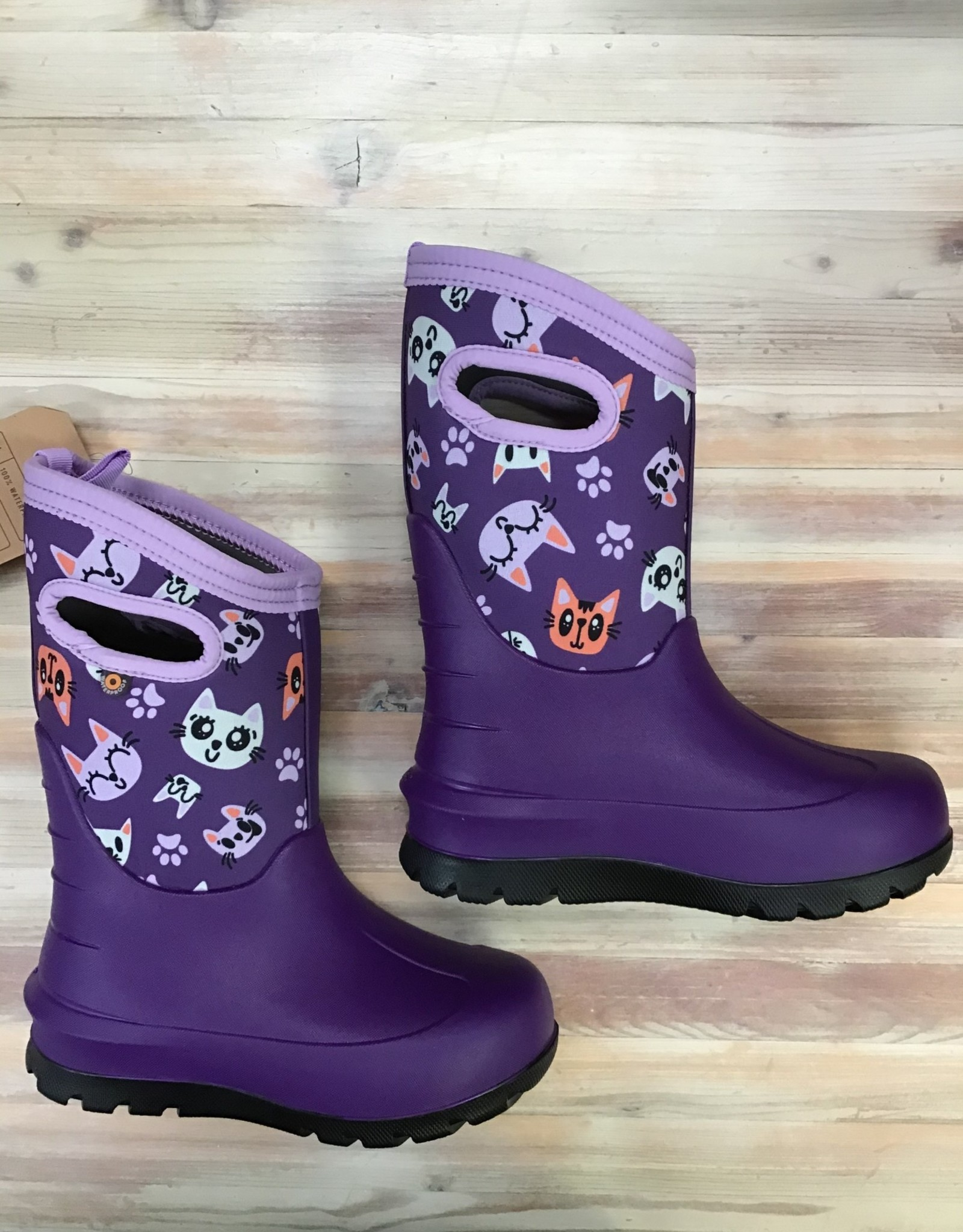 Bogs Bogs Neo Classic Kitty Kids'