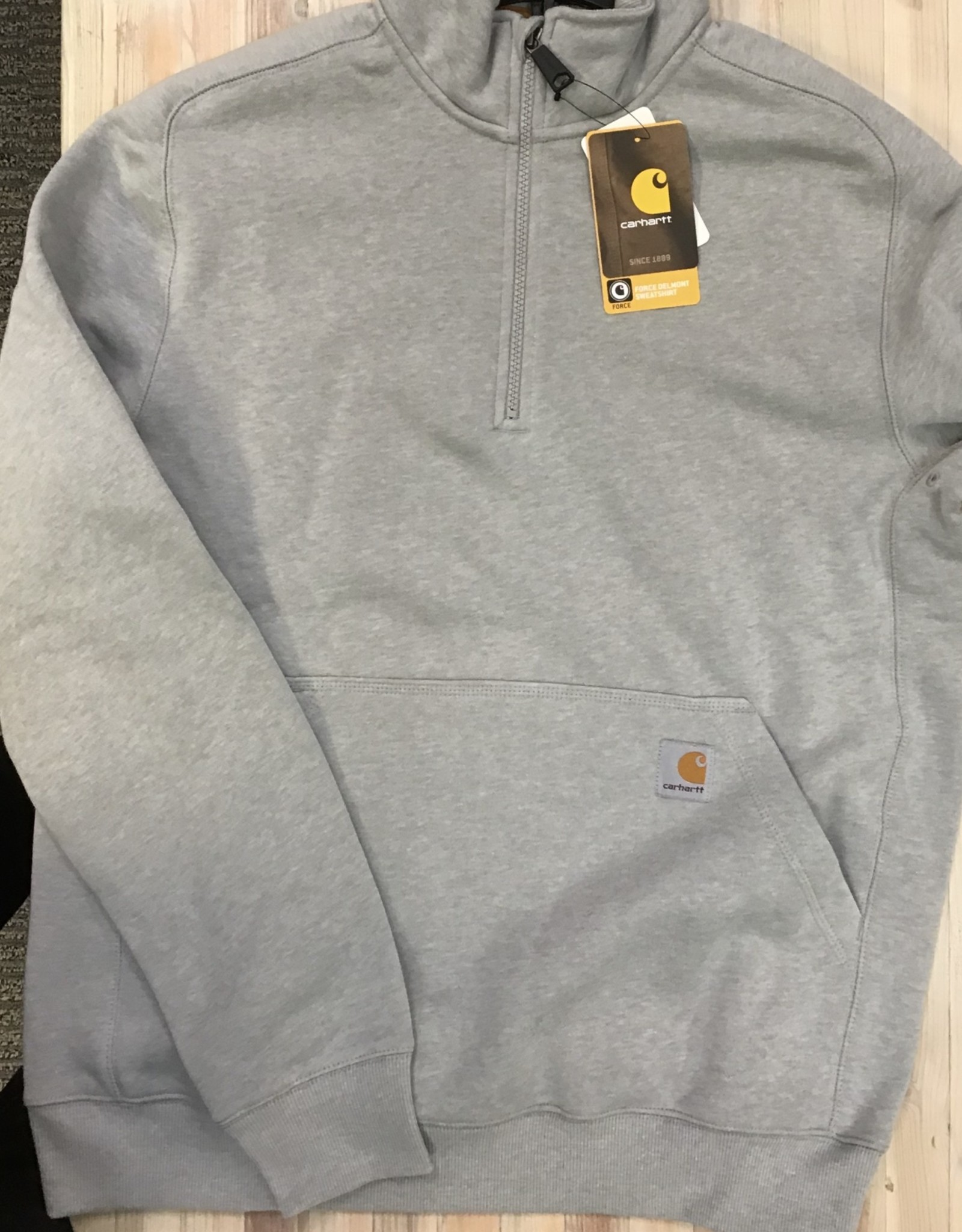 Carhartt Carhartt 104475 Force Delmont Sweatshirt Men's