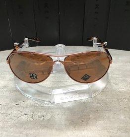 Oakley Oakley OO4079 Polarized Feedback Rose Gold Ladies'