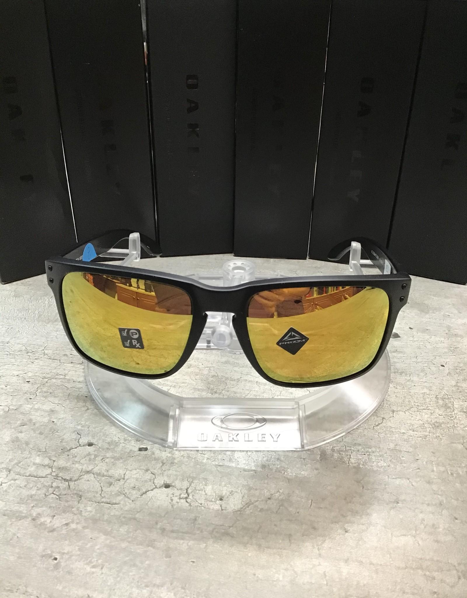 Oakley Oakley OO9417 Prizm 24K Polarized Holbrook XL Men's