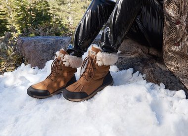 Ladies' Waterproof and Winter Boots & Shoes