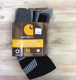 Carhartt Carhartt Force Performance Quarter Sock Men's