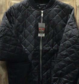 Work King Work King I7X921 Quilted Freezer Jacket Men's