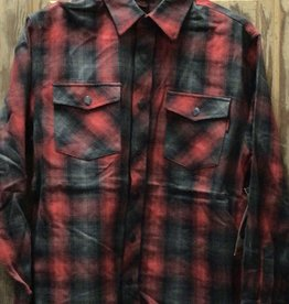 Tough Duck Tough Duck WS041 Flannel Overshirt Men's