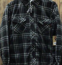 Tough Duck Tough Duck Sherpa Lined Fleece Overshirt Men's