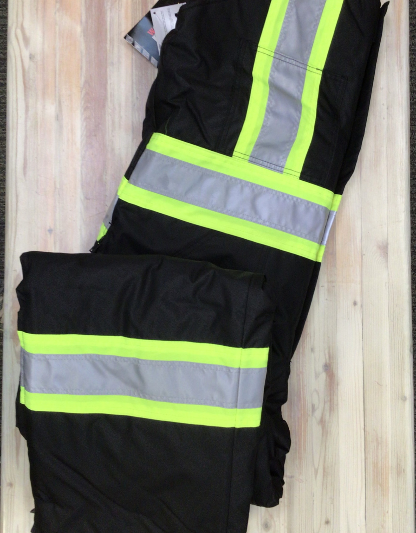 Work King Work King S798 Insulated Poly Oxford Safety Overall Men's