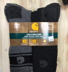 Carhartt Carhartt Cold Weather Wool Blend Crew Sock Men's
