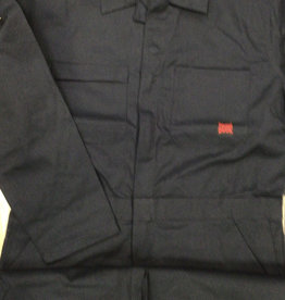 Work King Work King 7121 Lined Twill Coverall Men's