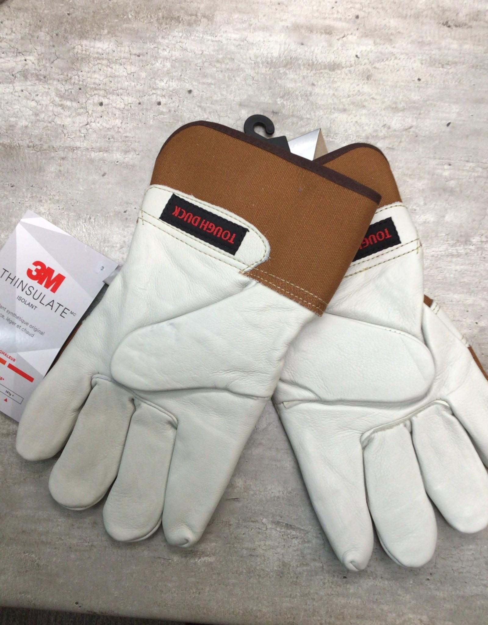 Tough Duck Tough Duck G69916 Premium  Cowgrain Fitters Glove