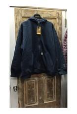 Carhartt Carhartt 104078 Rain Defender Original Fit Midweight Thermal-Lined Full-zip Hooded Sweatshirt Men's