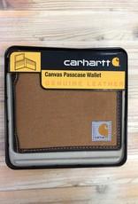 Carhartt Carhartt Canvas Passcase Wallet