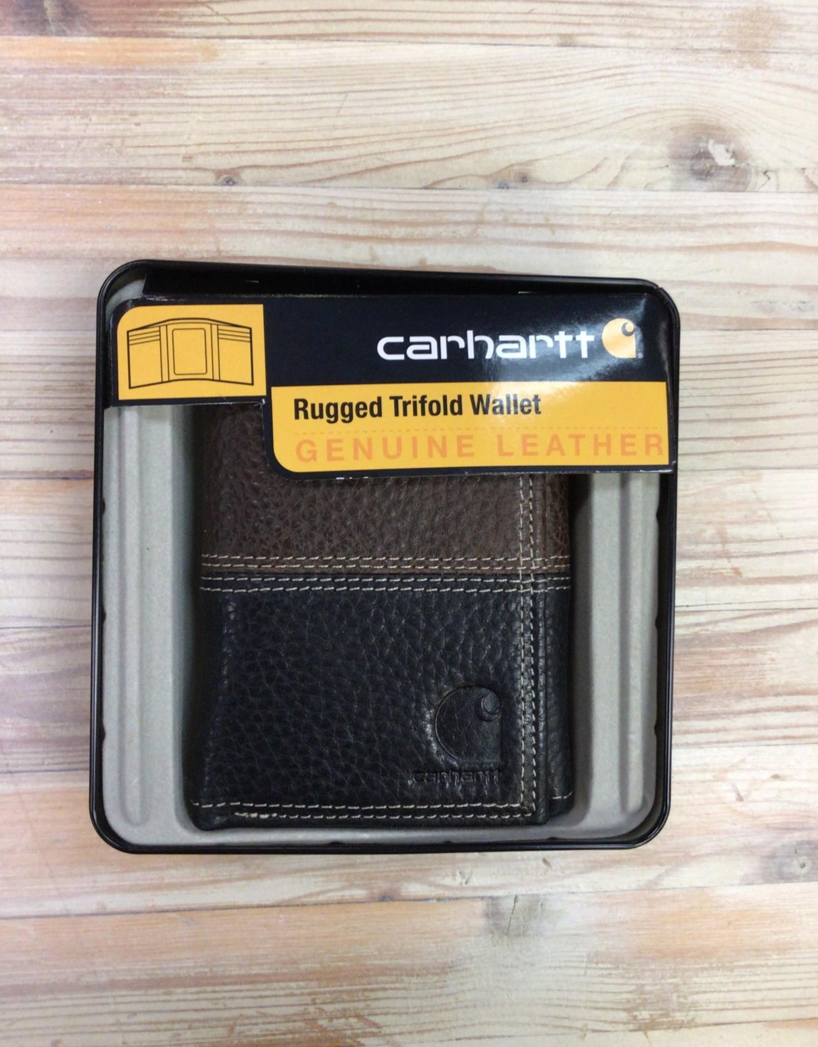 Carhartt Carhartt Rugged Trifold Wallet
