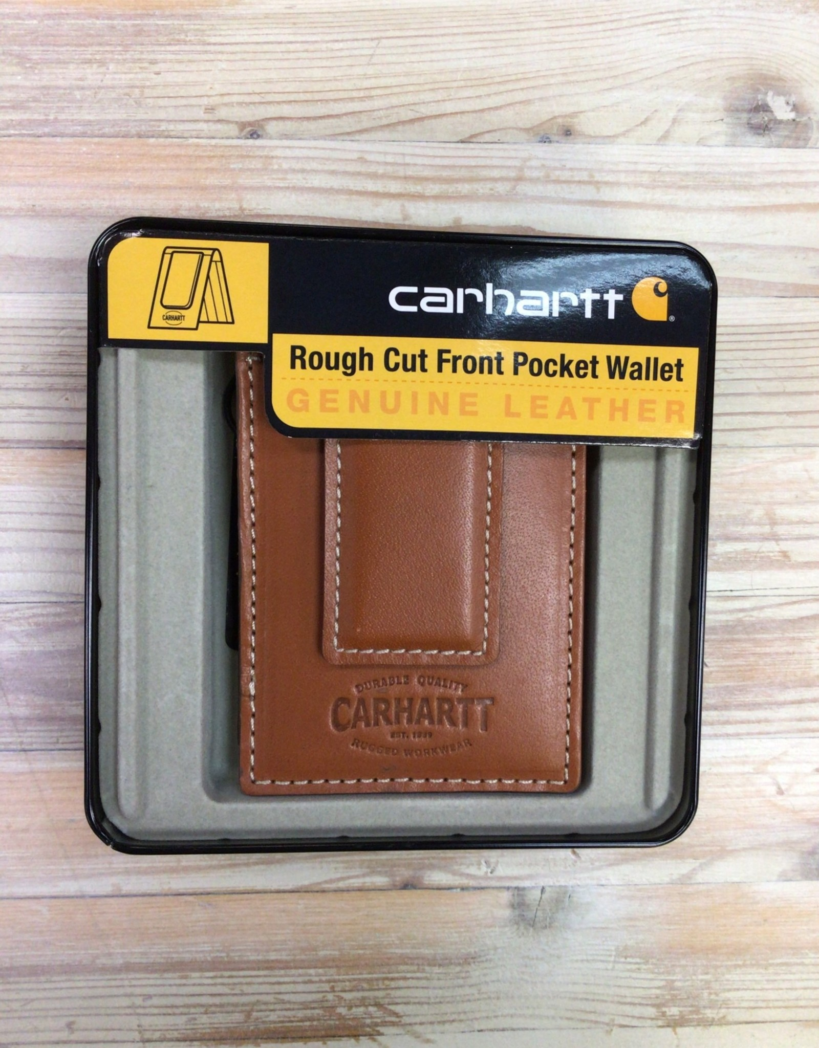 Carhartt Carhartt Rough Cut Front Pocket Wallet