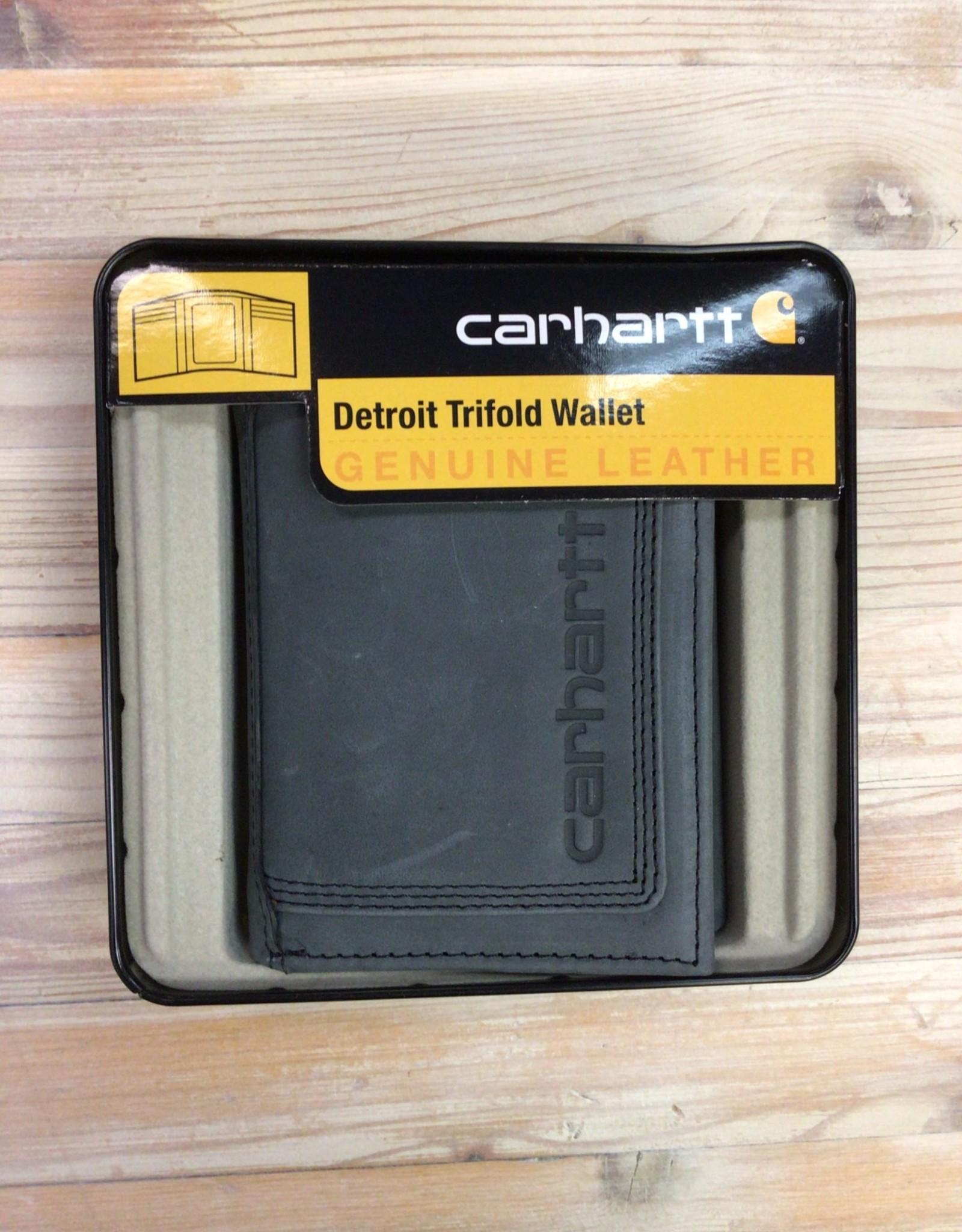 Carhartt Carhartt Detroit Trifold Wallet