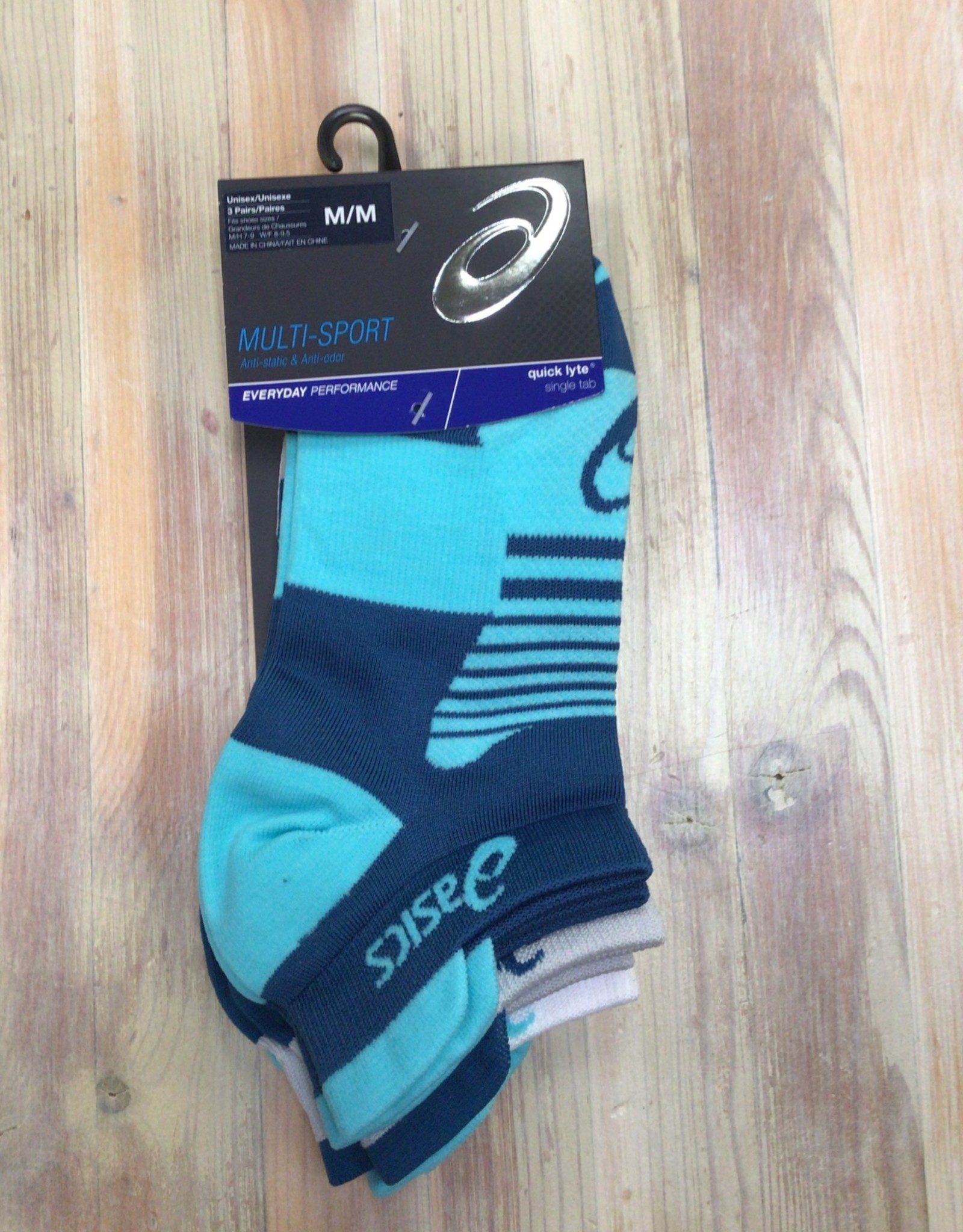 Asics Asics 3032A032 Quick Lyte Plus 3-pack Socks Ladies'