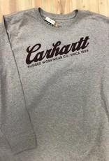 Carhartt Carhartt Original Fit Heavyweight Long Sleeve Graphic T-shirt Ladies'
