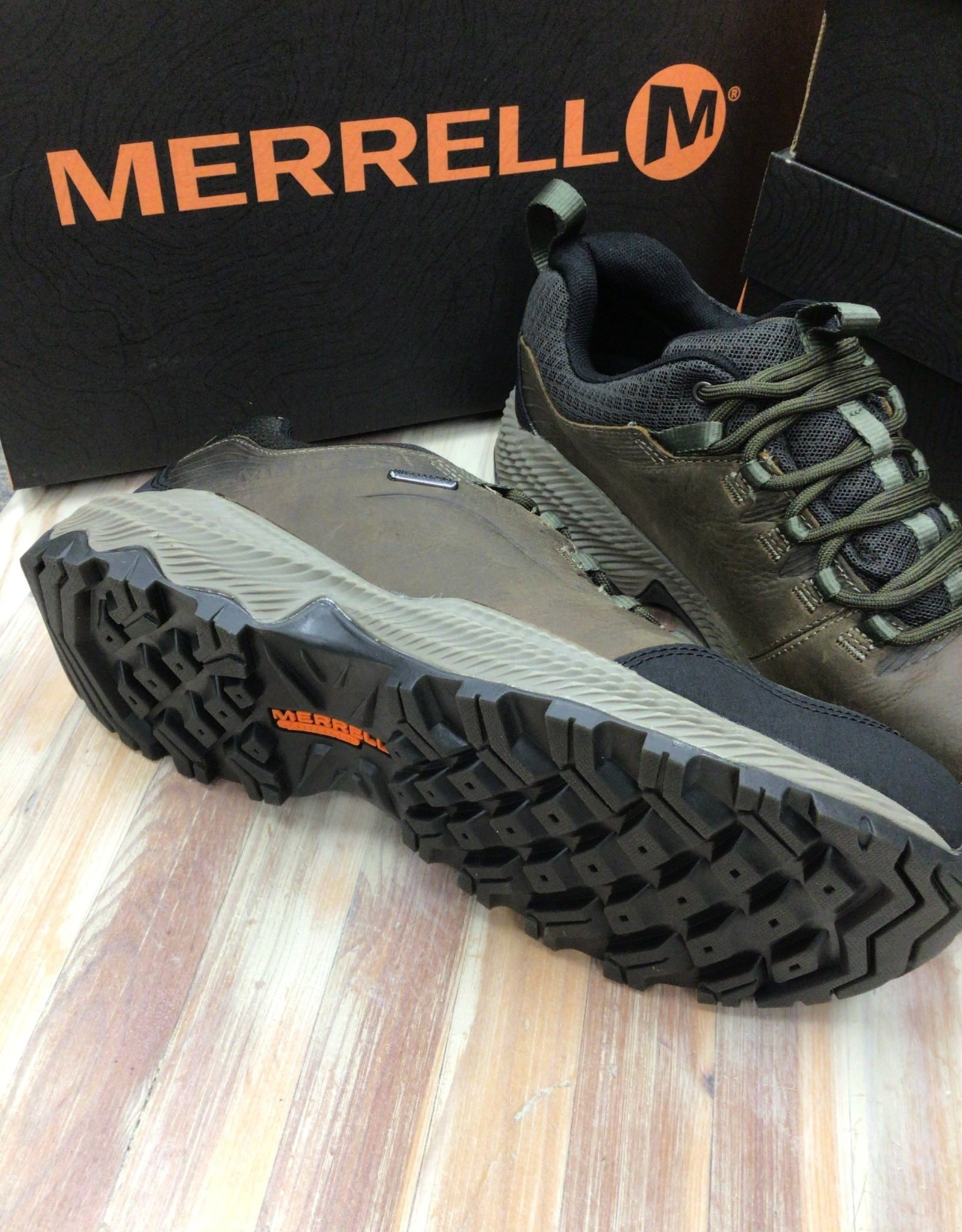 Merrell Merrell Forestbound WP Men's
