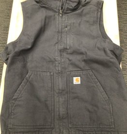 Carhartt Carhartt 104277 OV4277 Loose Fit Washed Duck Vest Men's