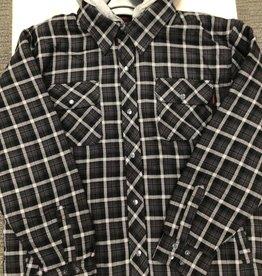 Tough Duck Tough Duck WS06 Hooded Flannel Shirt Men's