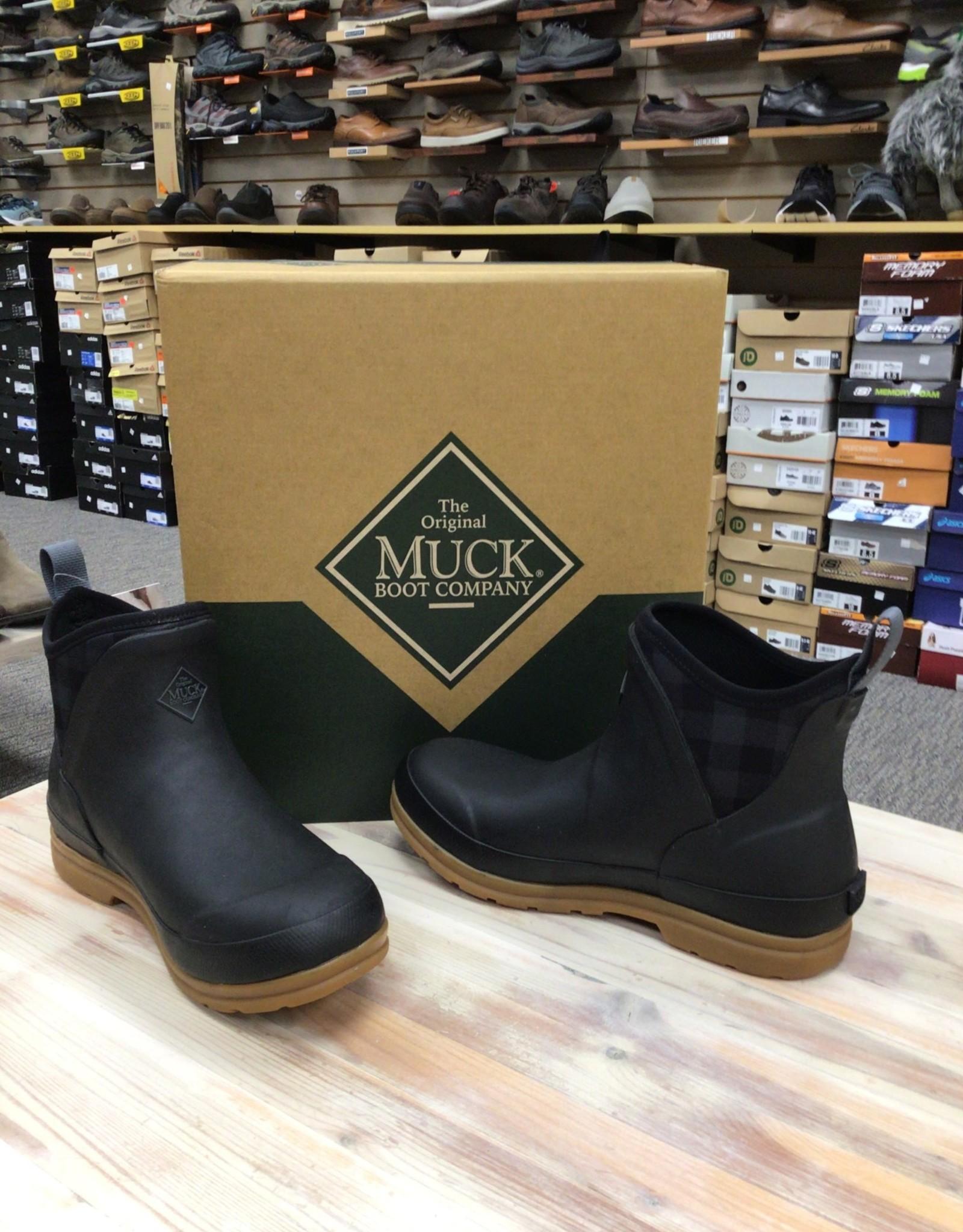 Muck Muck Original Ankle OAW-1 Plaid Ladies'