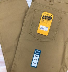 Carhartt Carhartt 102517 Rugged Relaxed Fit Canvas 5-Pocket Work Pant Men's