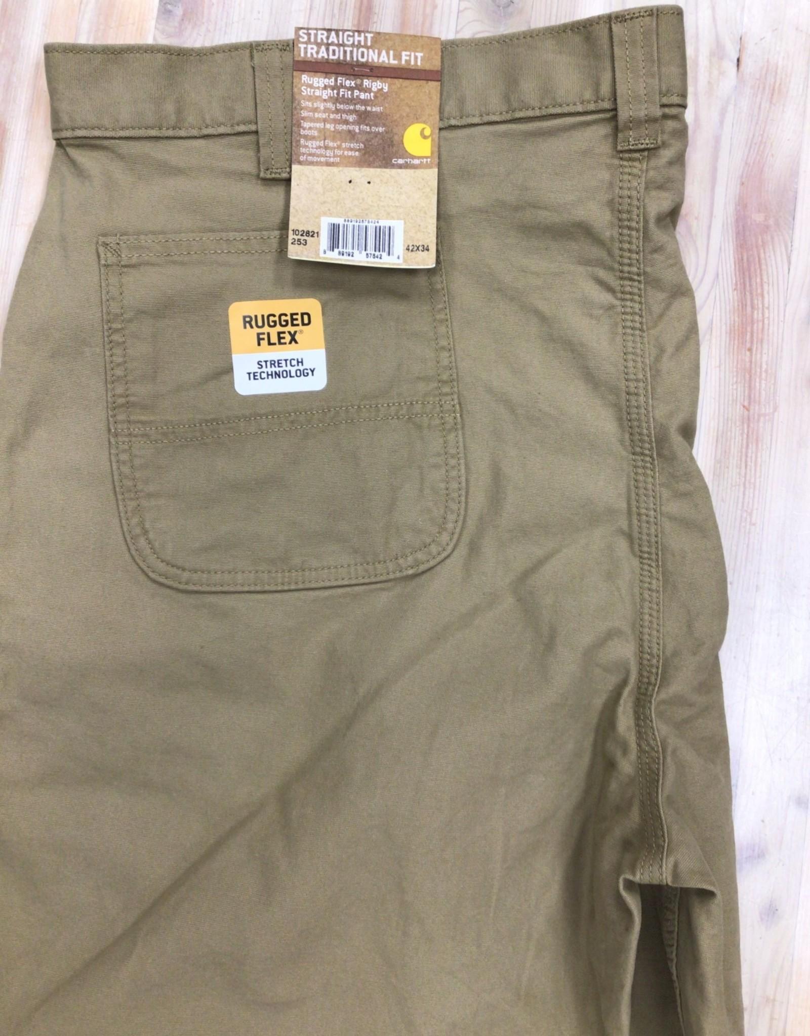Carhartt Carhartt 102821 Rugged Flex Rigby Straight Fit Pant Men's