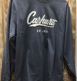 Carhartt Carhartt 104890 Loose Fit Heavyweight L/S Printed Graphic T-shirt Men's