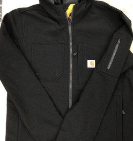 Carhartt Carhartt 103829 RD Relaxed Fit Medium Weight Softshell Hooded Jacket Men's