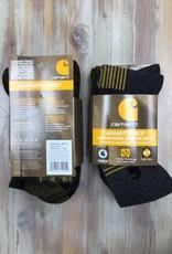 Carhartt Carhartt Force Merino Wool Quarter Sock 3PK Men's