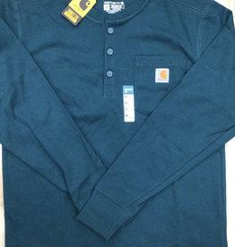 Carhartt Carhartt Relaxed Fit Heavy Weight L/S Henley Pocket Thermal Shirt Men's