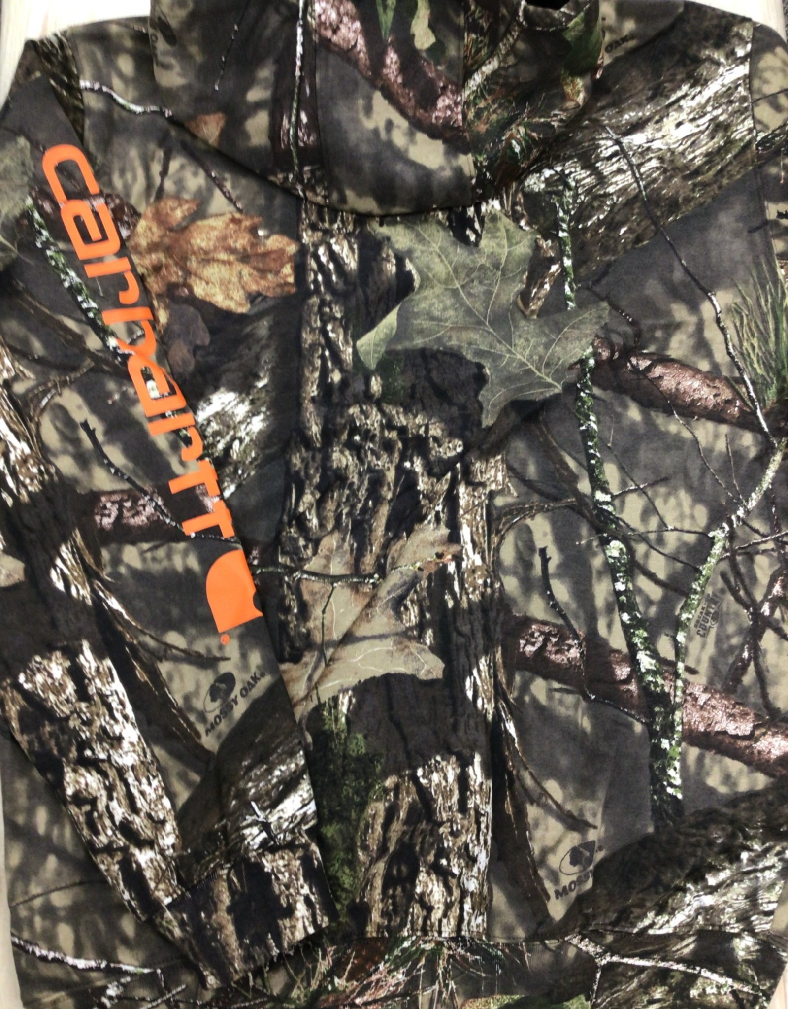 Carhartt Carhartt Loose Fit Midweight Camo Sleeve Graphic Sweathshirt Men's
