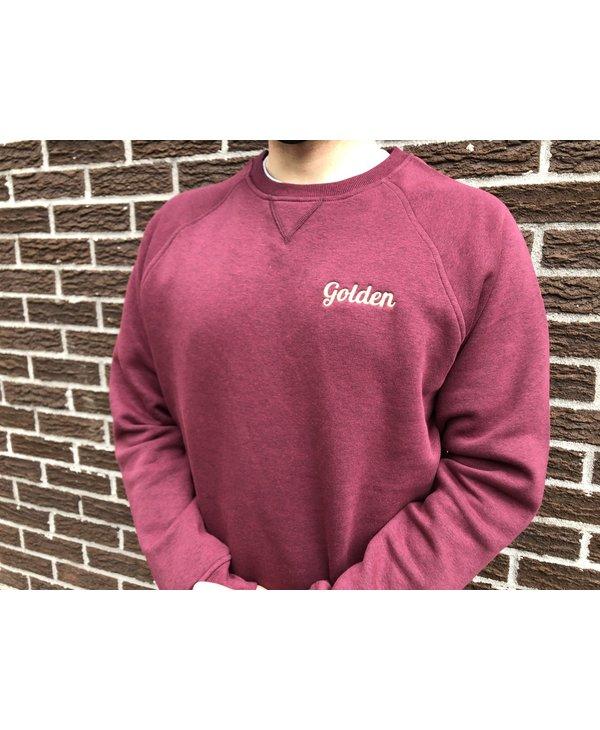 Golden Vintage Crewneck Sweatshirt