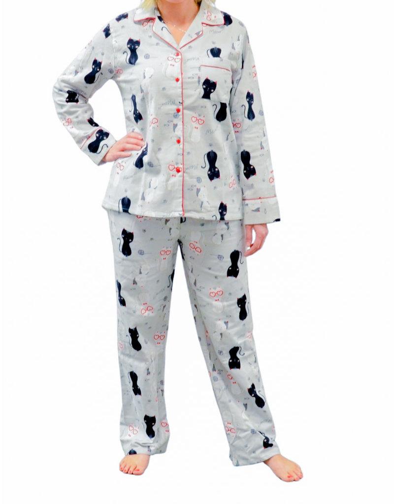 Kayanna Flannel Pyjama F15175