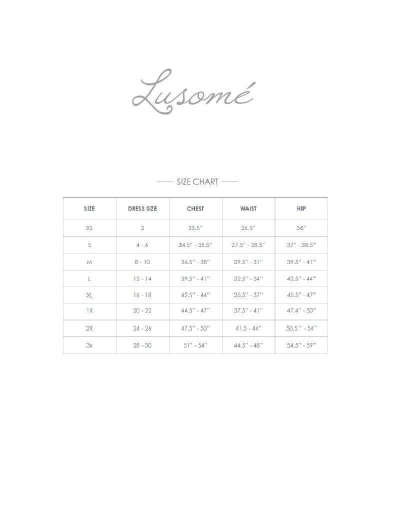 Lusome Gabriela LF17-169/LF17-169X