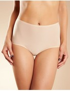Chantelle Soft Stretch Brief 2647 O/S Nude