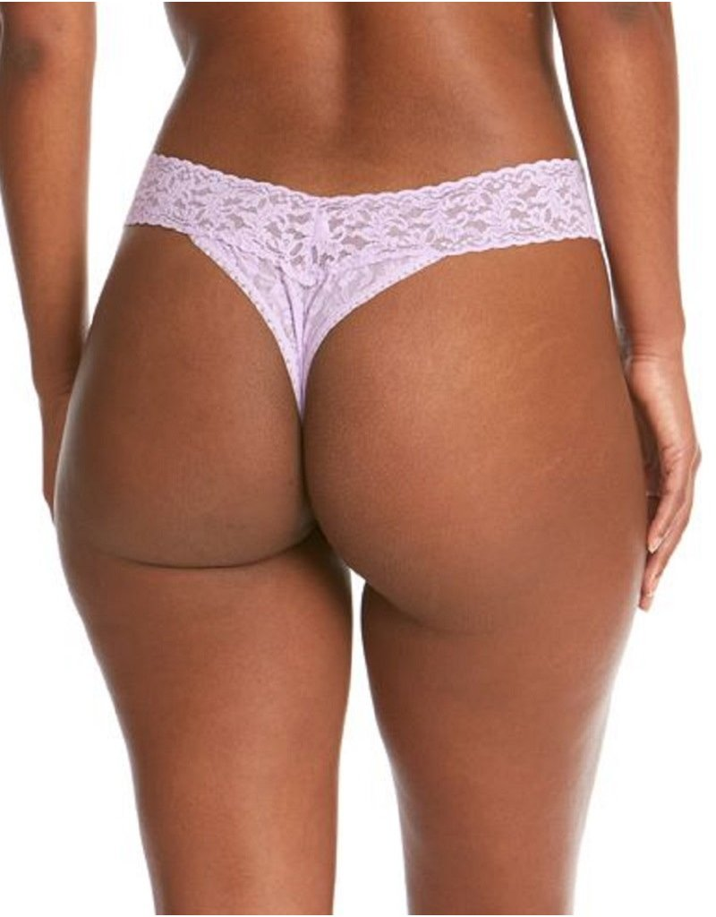 Hanky Panky Original Rise Thong 4811 Cool Lavender One Size